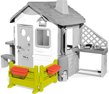 Spielhaus garten