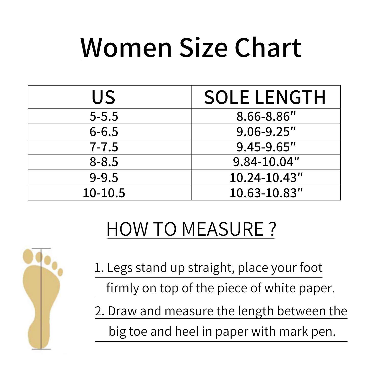 Womens Lightweight High Heel Flip Flops-Comfortable Wedge Sandals-Summer High Wedge Flip Flops for Beach,Pool (5-5.5 M US, Red)