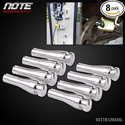 16 Set New Cab Rear Door Latch Cable Repair For Ford F Series F150 F250 /& F350