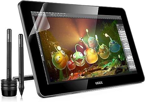 Ugee 15,6 hk1560 IPS Display Graphics Gráficos Dibujo süberwachung ...