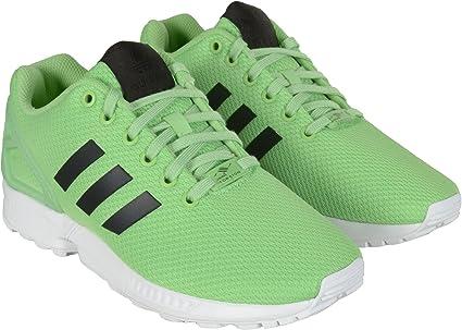 Adidas Originals ZX Flux Damen Super Grün Mesh Running