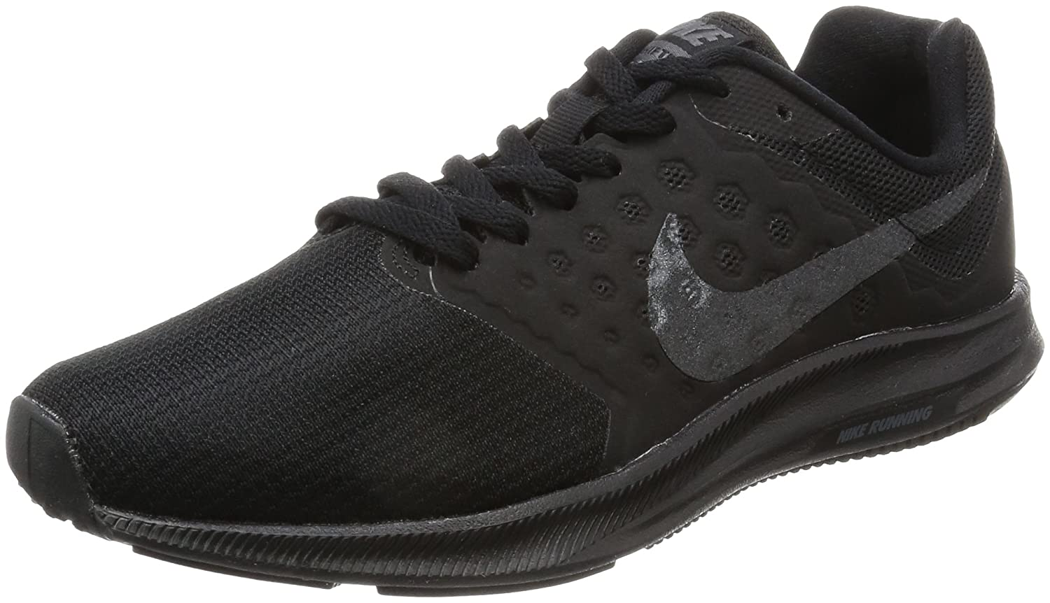 Black Mtlc Hematite Anthracite Nike Womens Downshifter 7 Running shoes