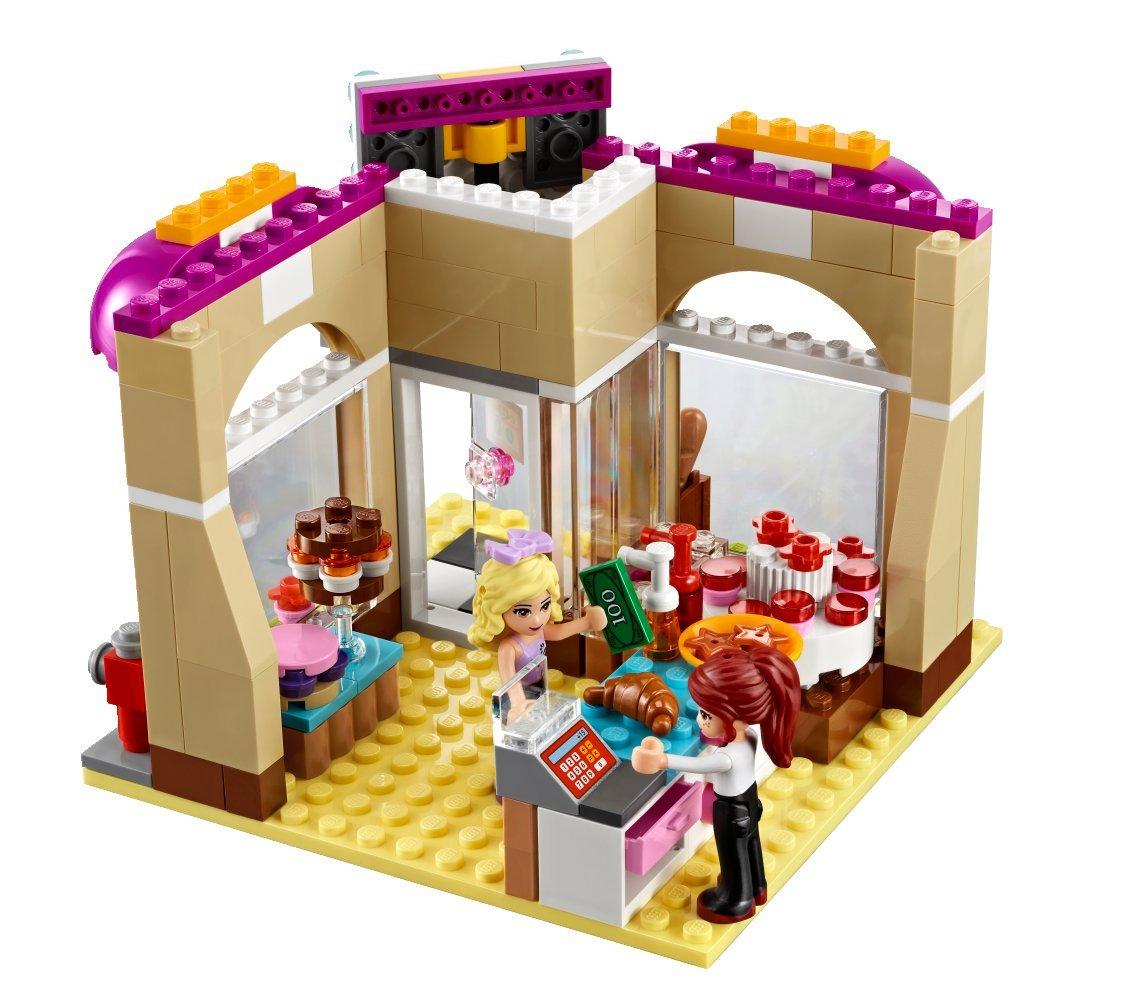 Maison lego friends interieur - Jeux de construction de villa ...