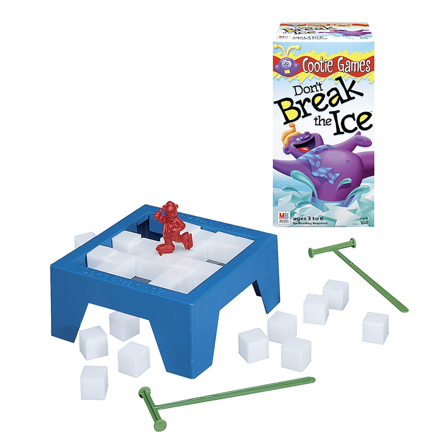 Oh man, I used to play a similar game back when I was a kid called Don't Break The Ice. Think my parents still have it laying around somewhere.