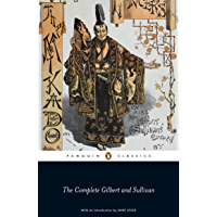 The Savoy Operas: The Complete Gilbert and Sullivan (Penguin Classics) book cover