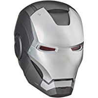 Hasbro Marvel Legends Series War Machine Roleplay Premium Collector Electronic Helmet with LED Light FX