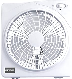 OPTIMUS F-7414 35 Pedestal Tower Fan with Remote