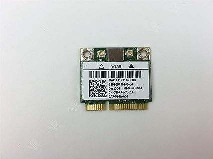 Dell Wireless 1540 Broadcom WLAN Driver Windows XP