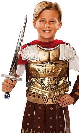 Peto Romano con Espada para niño: Amazon.es: Juguetes y juegos