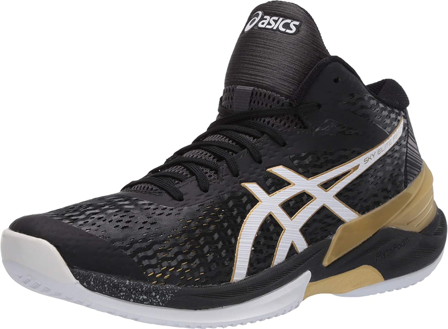 Asics Men/'s SKY ELITE FF MT Volleyball Shoes Indoor Shoes 1051A032 003
