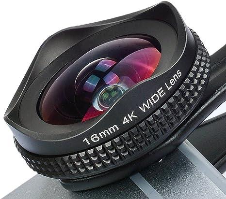 Apexel Profesional 4K HD - Lente Gran Angular con Lente CPL para ...