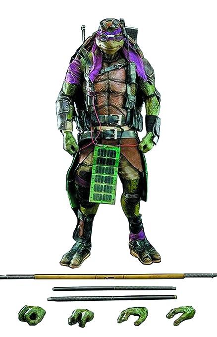 Amazon.com: threezero teenage mutant ninja turtles la ...