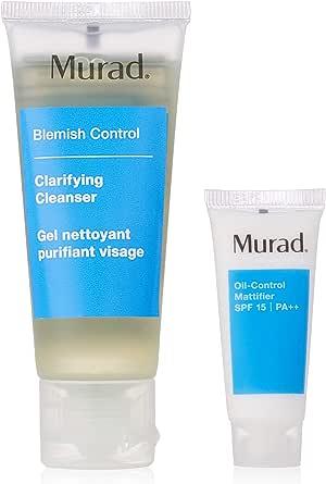 Murad Blemish Control Deluxe Kit, 55ml