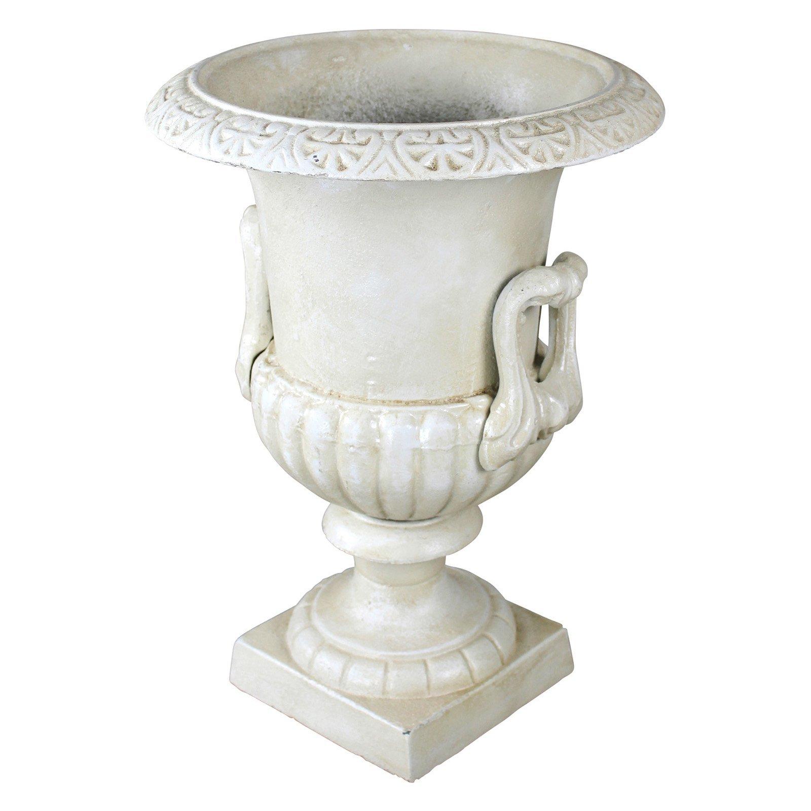 Design Toscano Chateau Elaine Authentic Iron Urn - Medium by Design Toscano (Image #2)