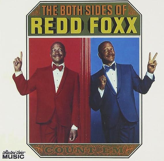 Amazon | Both Sides of Redd Foxx | Foxx, Redd | イージーリスニング | 音楽
