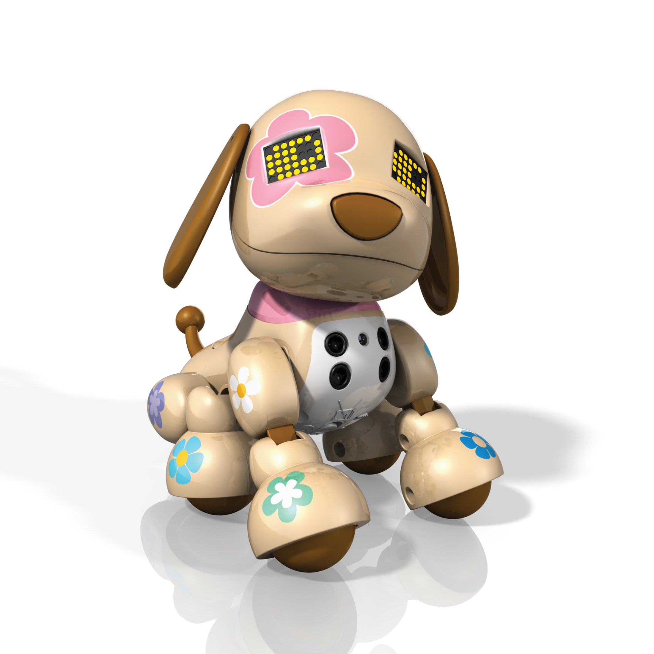 Zoomer Zuppies Interactive Puppy, Flora by Zoomer (Image #1)