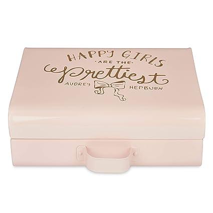 ELAN Briefcase 8X10 Happy Girls-Powder Pink