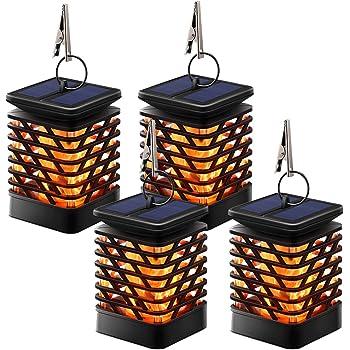 Amazon Com Tomcare Solar Lights Solar Lanterns Dancing