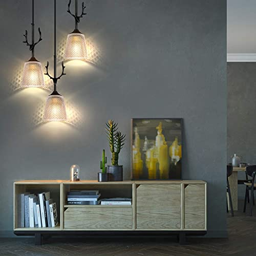 Vintage 3-Light Pendant Lighting