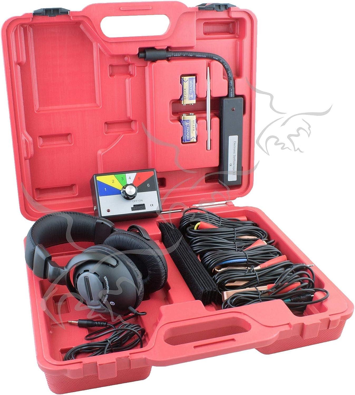 Estetoscopio electrónico para detectar ruidos en coches y mecánica