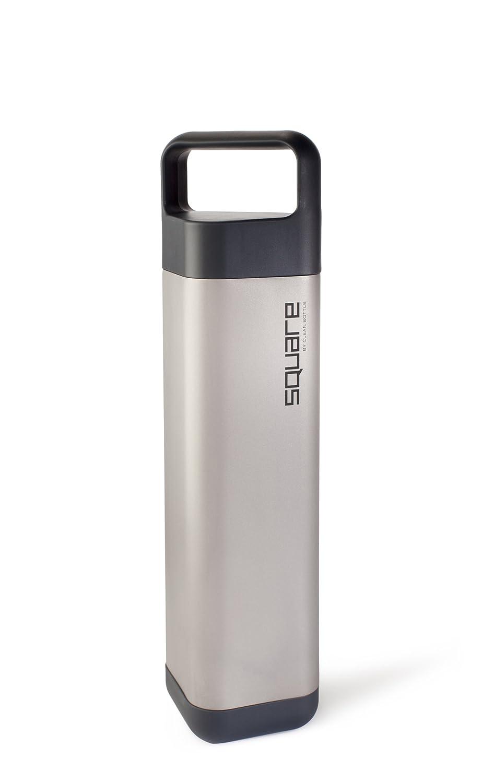 Stainless Steel Rectangle Bottle