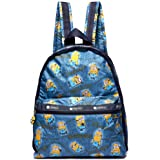 LeSportsac レスポートサック リュックサック 7812 Basic Backpack G508 DENIM PATCHES [並行輸入品]