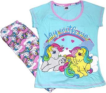 TALLA S. Suave De Mujer Algodón Larga Duración Character Pijama pijama mujer Regalo Navidad Presents talla UK 8 - 22