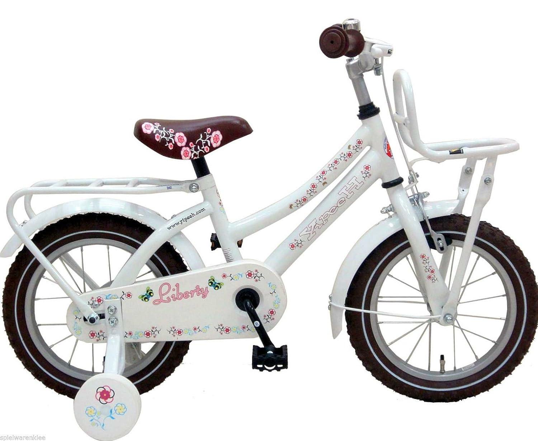 14 Zoll Qualitäts Kinderfahrrad Holland Style Mädchenfahrrad Kinder Fahrrad 21428 E&L
