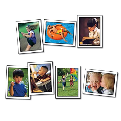 Carson Dellosa Key Education Verbs: Actions Learning Cards (845005): Office Products