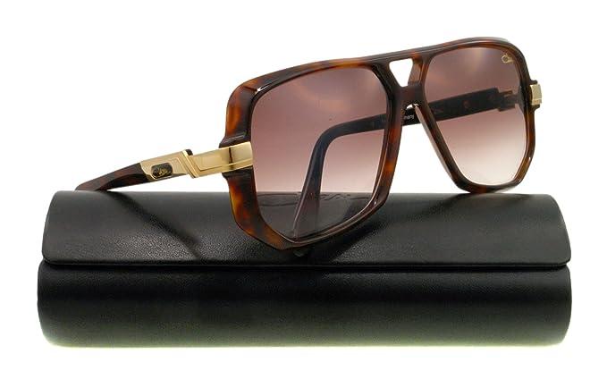 1141cb486e4 Cazal Sunglasses CZ 627 BROWN 80SG CZ627 at Amazon Women s Clothing ...