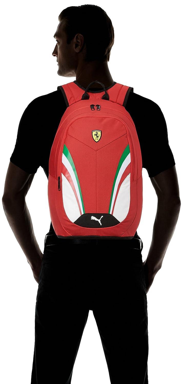 Puma Ferrari Lo Zaino Rosso 3Yb0E7Rr