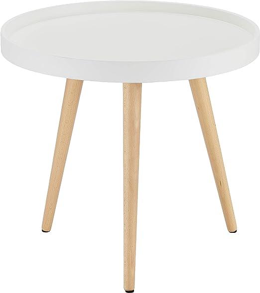 colore: Bianco gambe in plastica Sedia girevole da ufficio Furnhouse