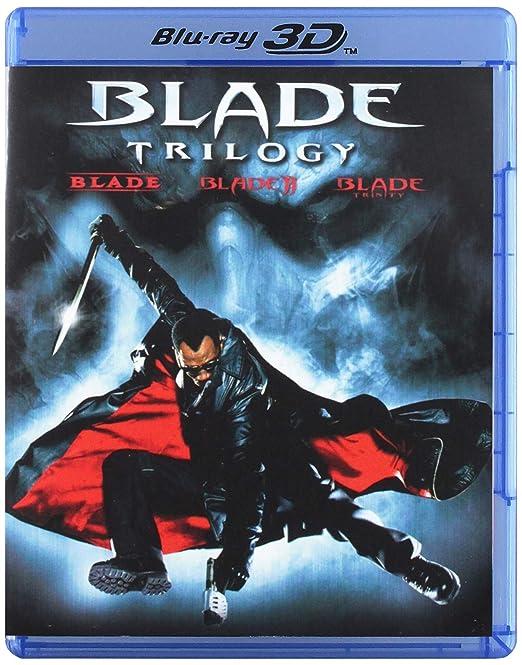 Amazon.com: Blade Trilogy [Blu-ray]: Various: Movies & TV