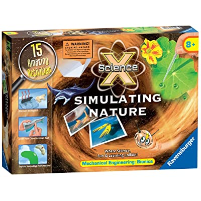 Ravensburger Science X Simulating Nature Activity Kit: Toys & Games