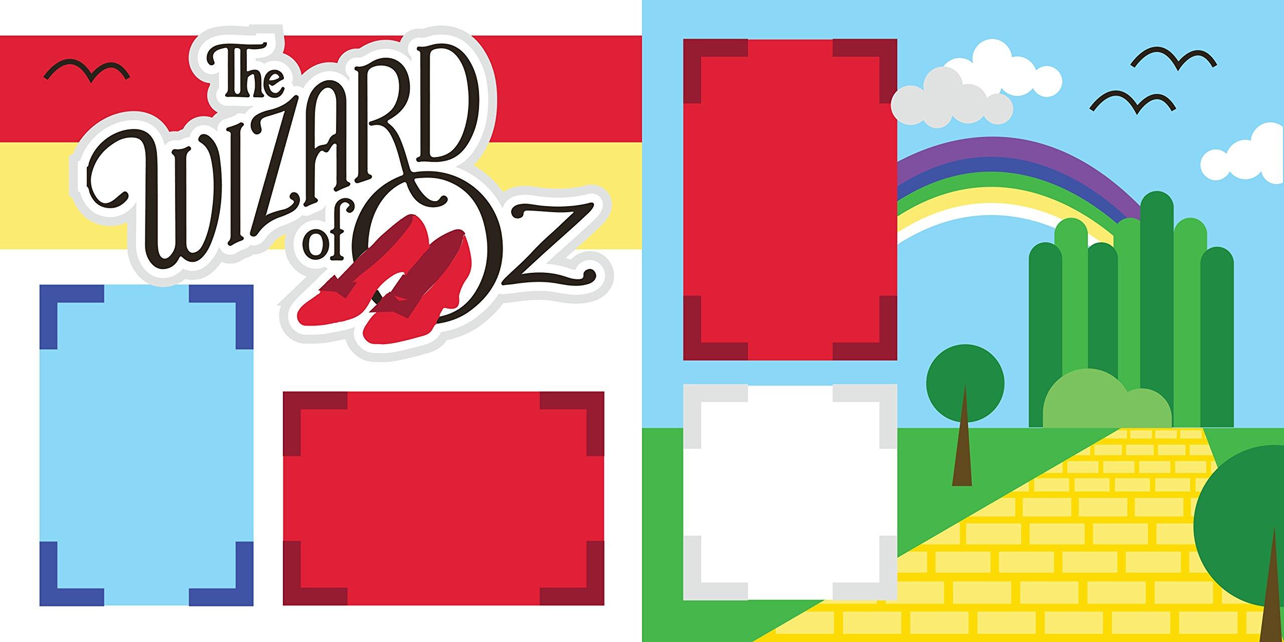 ''The Wizard of Oz'' Scrapbook Kit