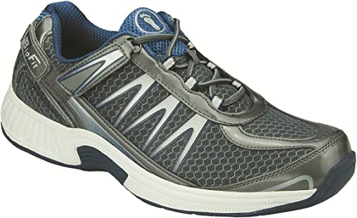 Orthofeet Mens Walking Shoes review