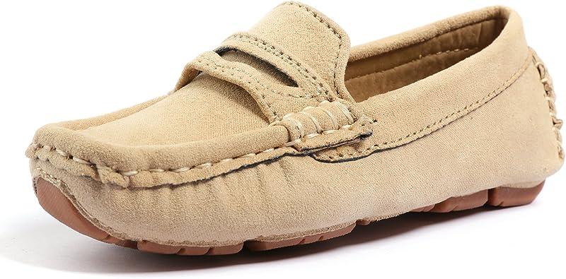 UBELLA Girl's Boy's Slip-On Loafers