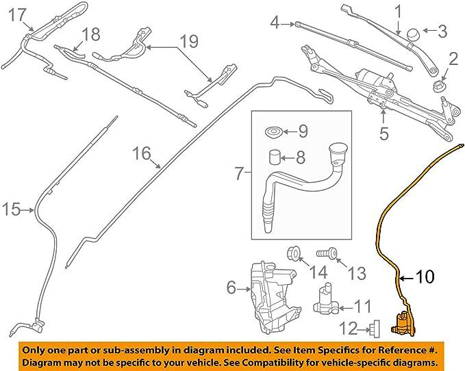 PRC3615 LAND ROVER WOLF 24 Volt Pump Screen Wash Front