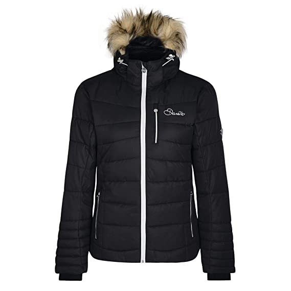 b7e5f24bc6 Dare 2b Womens Ladies Curator Ski Jacket  Amazon.co.uk  Clothing