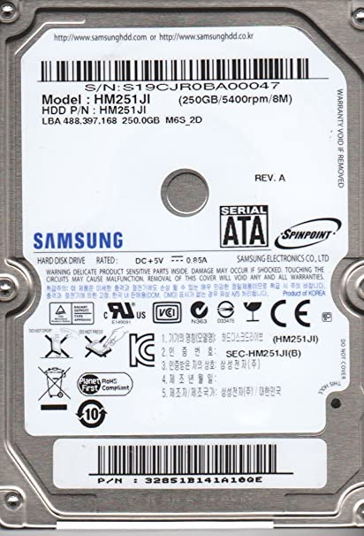 HM251JI SAMSUNG DRIVERS WINDOWS XP