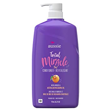 Aussie Total Miracle Collection Conditioner, 26.2 Floz