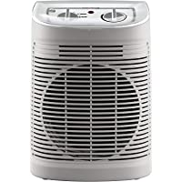 Rowenta SO6510F2 Comfort Aqua - Calefactor, 2400 W, Acero Inoxidable, color Blanco
