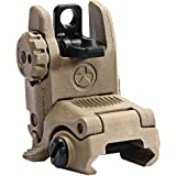 Magpul MOE MBUS Gen-2 Rear Flip Sight, Flat Dark Earth