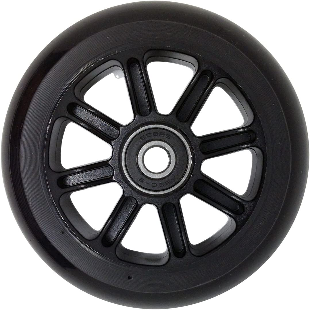arancione rosa 1/x ruota da monopattino Team Dogz con nucleo in nylon con 7 cuscinetti ABEC 100/mm verde colore blu