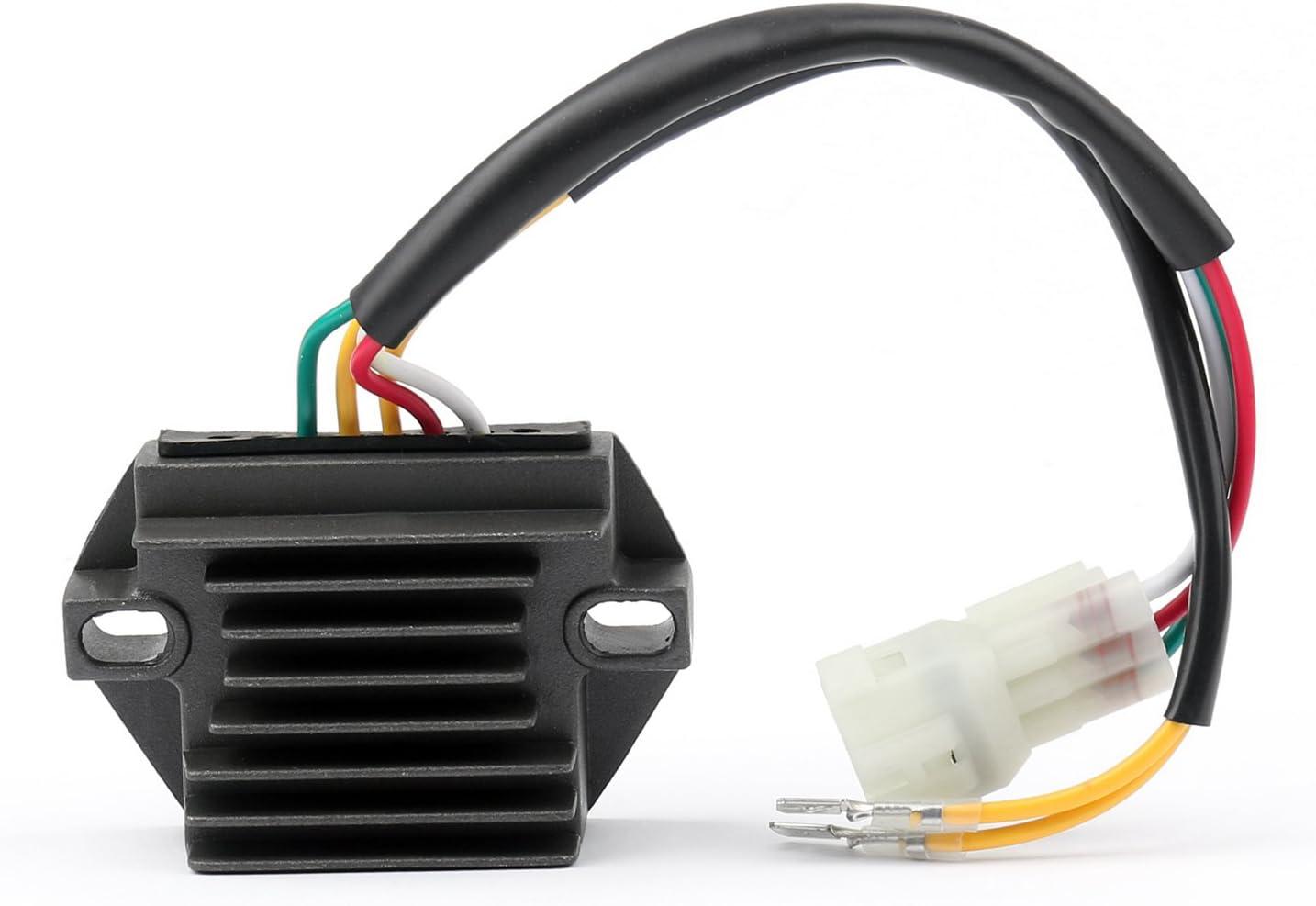 Topteng New Voltage Regulator Rectifier for KTM 250 450 SX-F 350 XC-F SMR MUSQUIN REPLICA
