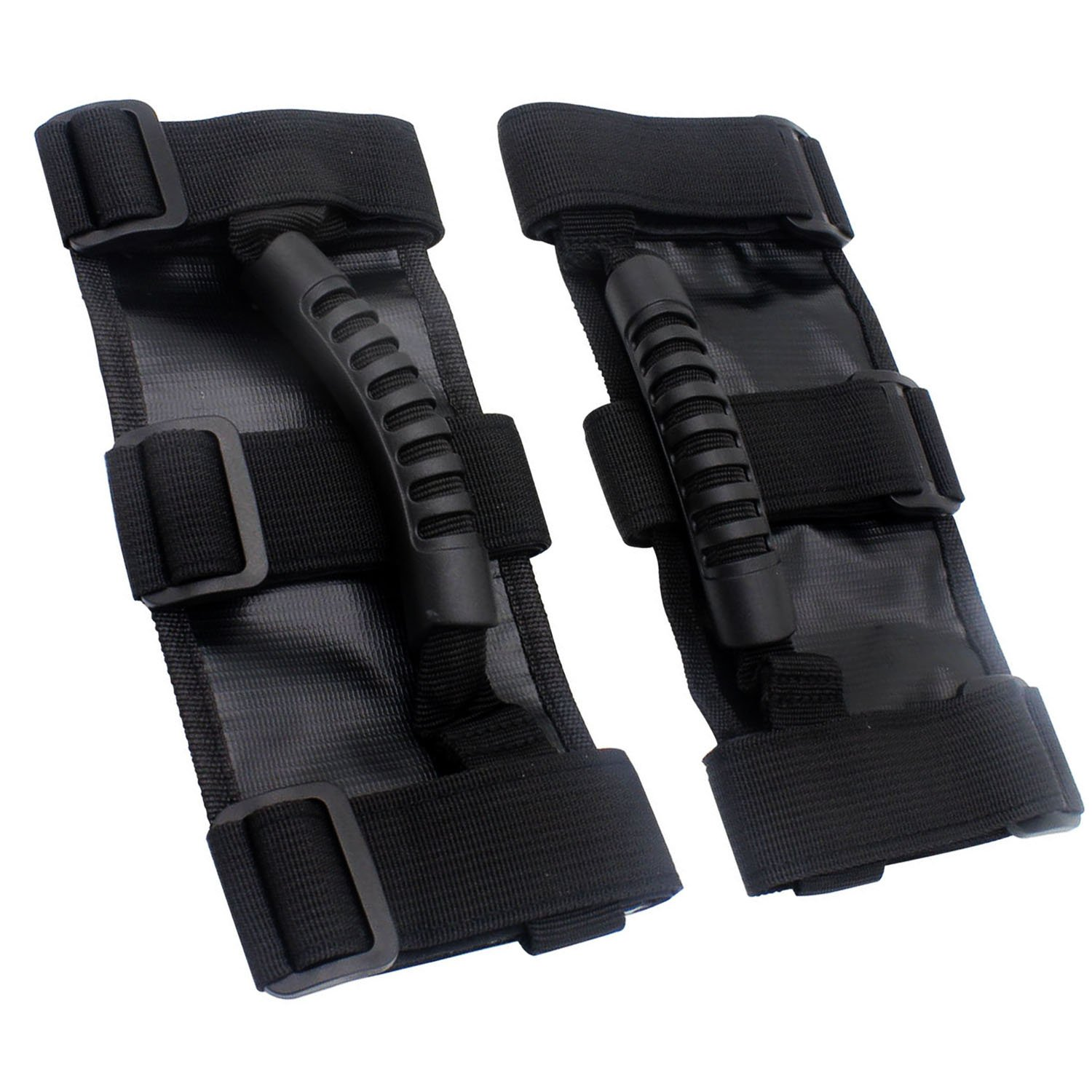 2pcs in 1pack Grab Handles,Heavy Duty Unlimited Roll Bar Grab Handles for Off-Road Enthusiasms