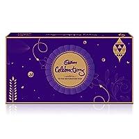 Cadbury Raksha Bandhan Digitally Augmented Assorted Chocolate Gift Box - Sister to Brother, 357 gm (with Rakhi String and Roli Chawal Inside)