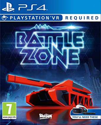 Sony Battlezone Ps4 Vr Basico Playstation 4 Video Juego