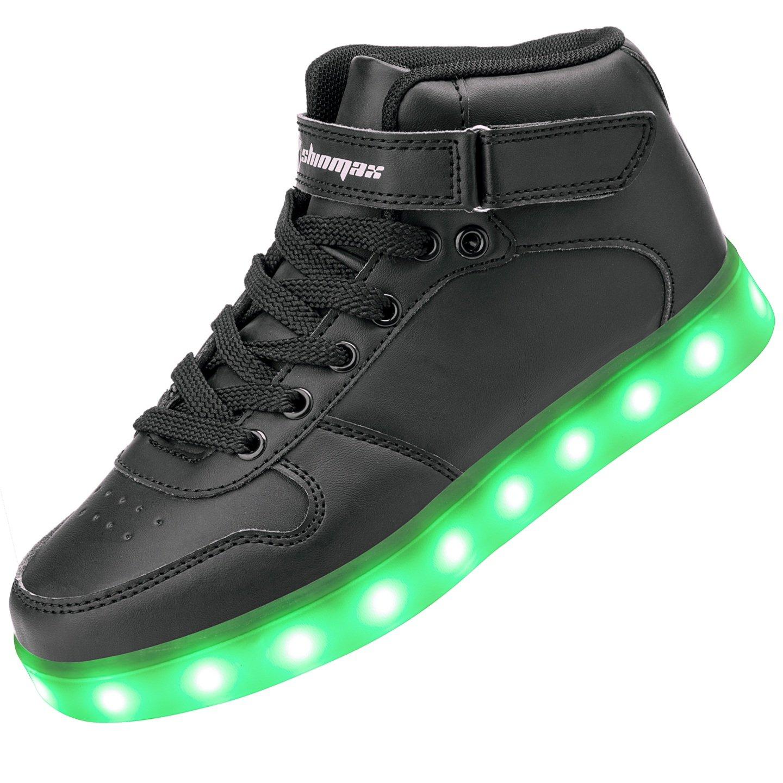 Sneakers blu per unisex Shinmax d1Spra