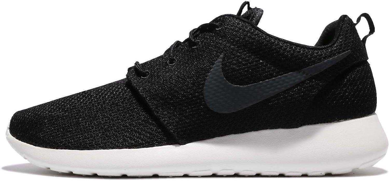 Nike Roshe Run One Men's Shoes Black